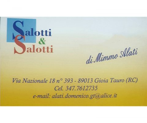 Salotti Calabria Domenico.Epromotion